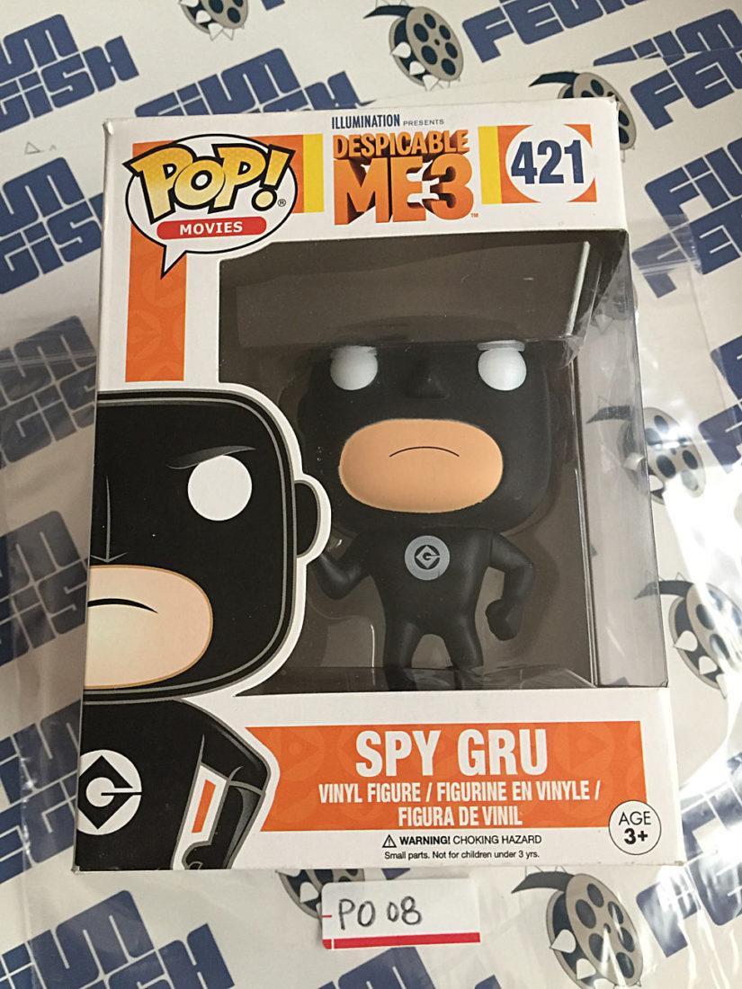 Funko POP Despicable Me 3 Spy Guru Vinyl Figure 421