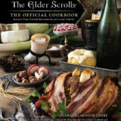 The Elder Scrolls: The Official Cookbook Hardcover Edition (2019)
