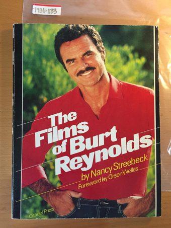 The Films of Burt Reynolds (1982)