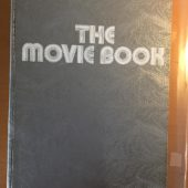 The Movie Book Hardcover 1st Edition (1974) Ridge Press / Playboy Press