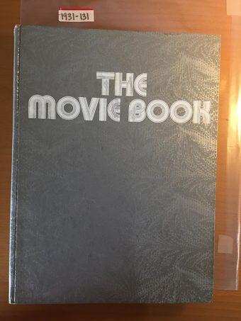 The Movie Book Hardcover 1st Edition (1974) Ridge Press / Playboy Press
