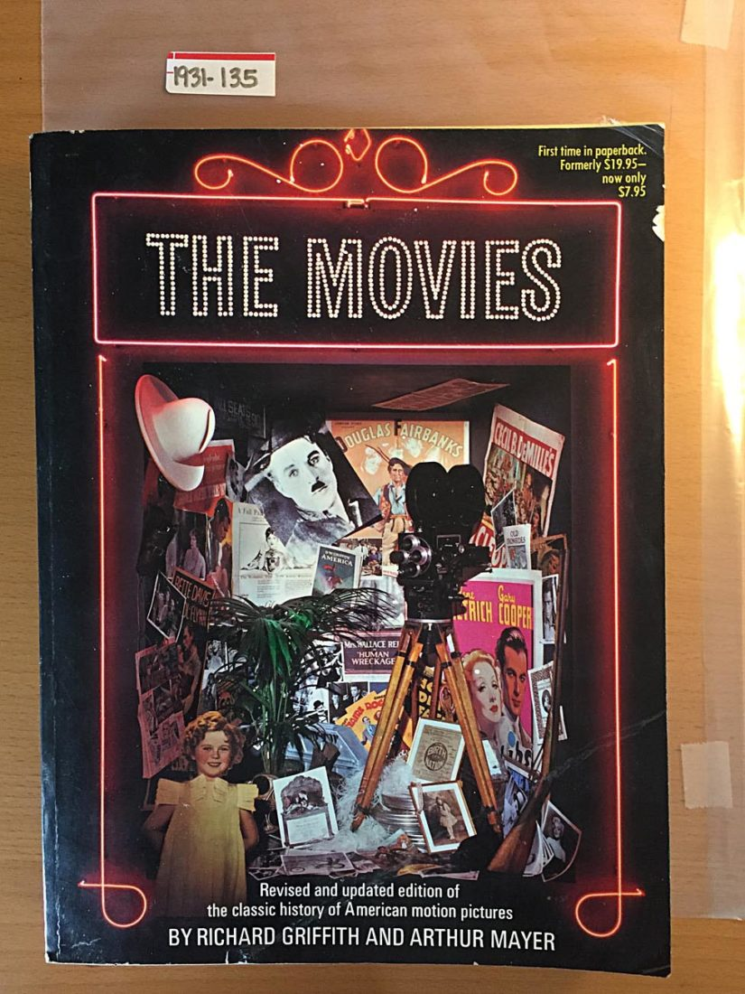 The Movies: Revised and Updated 1st Paperback Edition (1970) [1931135]