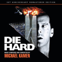 Die Hard 30th Anniversary Remastered Soundtrack 3-CD Set