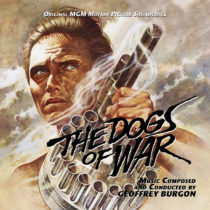 Dogs of War Original Motion Picture Soundtrack Limited Edition