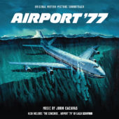 Airport 77 + Airport 79 Original Motion Picture Limited Edition Soundtracks