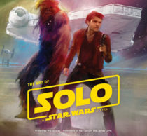 The Art of Solo: A Star Wars Story Hardcover Edition (2018)