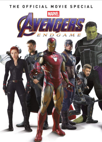 Avengers: Endgame The Official Movie Special Hardcover Edition