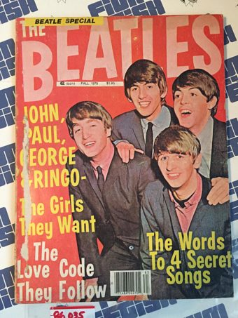 The Beatles Special Magazine (Fall 1978)