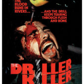 Abel Ferrara's The Driller Killer Limited Steelbook Edition Blu-ray