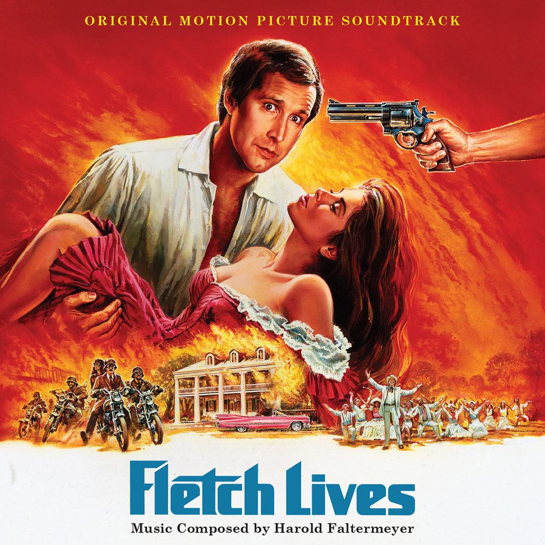 Fletch Lives Original Motion Picture Soundtrack Limited Edition