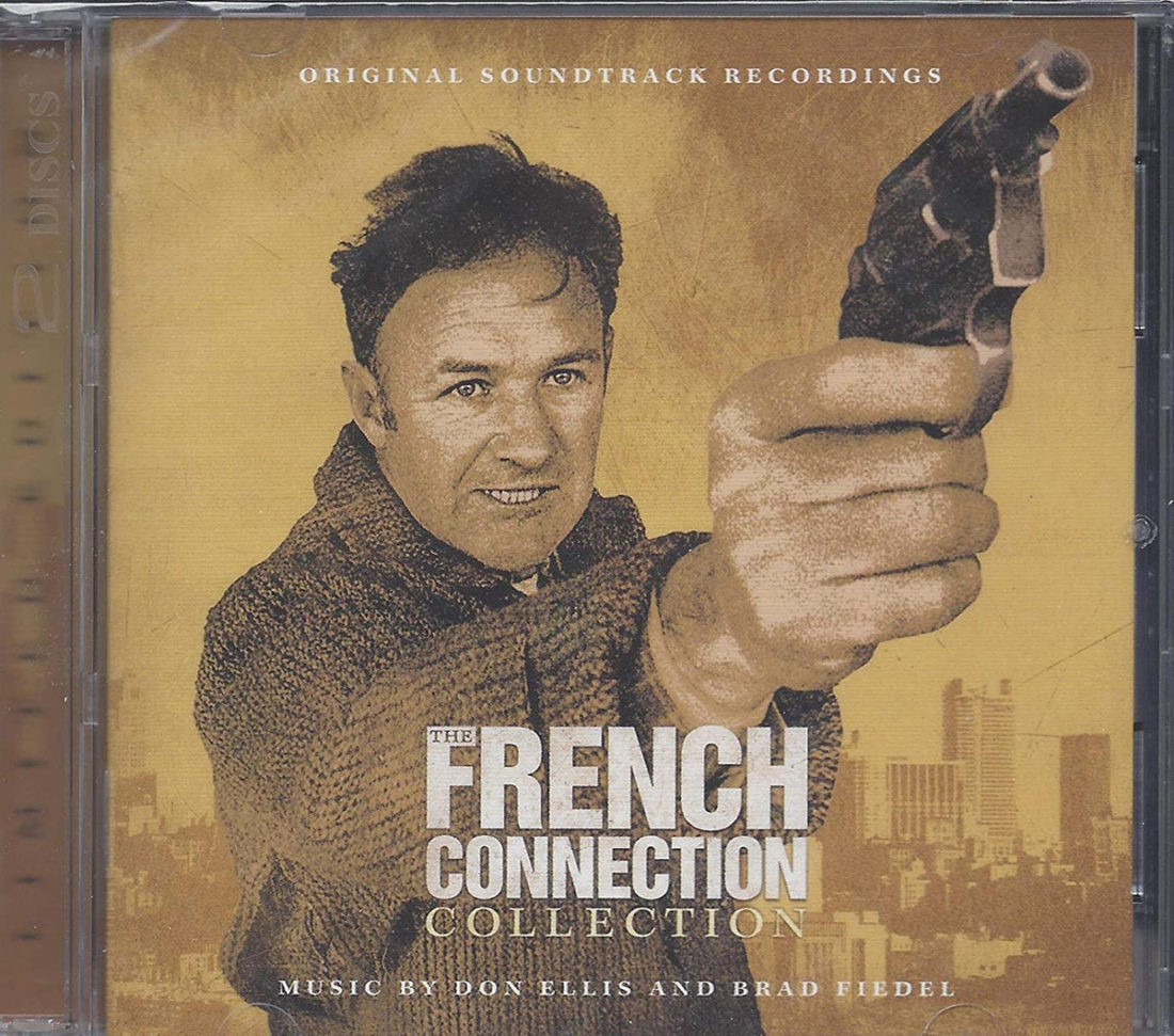 French Connection Collection: The French Connection, French Connection II, Popeye Doyle Original Motion Picture Soundtracks Limited Edition 2-CD Set