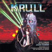 Krull Original Motion Picture Soundtrack Limited Edition Re-Issue 2-CD Set