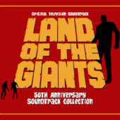Land of the Giants 50th Anniversary Soundtrack Collection Limited Edition 4-CD Set