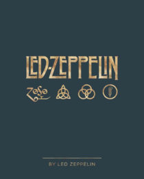 Led Zeppelin Hardcover Edition (2018)