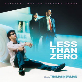 Less Than Zero Original Motion Picture Score Limited Edition