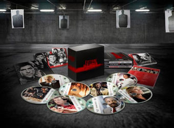Lethal Weapon Soundtrack Collection Limited Edition 8-CD Box Set