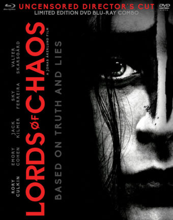 Lords of Chaos Blu-ray DVD Combo Edition