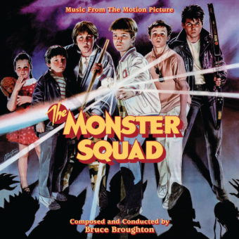 Monster Squad Original Motion Picture Soundtrack Limited Edition [F34]