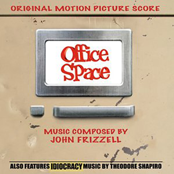 Office Space + Idiocracy Original Motion Picture Soundtrack Limited Edition