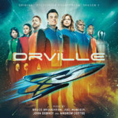 The Orville Original Television Soundtrack: Season 1 2-CD Set