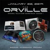 The Orville Original Television Soundtrack: Season 1 2-CD Set