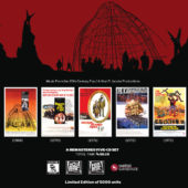 Planet of the Apes – Original Film Series Soundtrack Collection: Limited Edition 5-CD Box Set