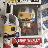Funko POP Star Wars Snap Wexley Vinyl Bobble-Head Figure 110