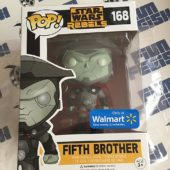 Funko POP Star Wars Rebels Fifth Brother Vinyl Bobble-Head Exclusive 168