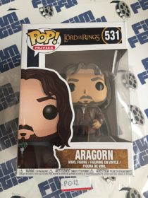 Funko POP Lord of the Rings Aragorn Vinyl Action Figure 531