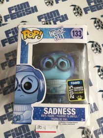 Funko POP Disney Inside Out Sadness Vinyl Figure 133