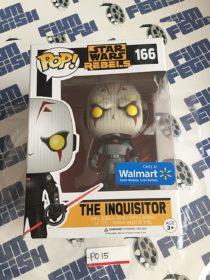 Funko POP Star Wars Rebels The Inquisitor Vinyl Bobble-Head Exclusive Figure 166