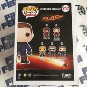 Funko POP The Flash Captain Cold: Unmasked Exclusive Vinyl Figure 217 Wentworth Miller