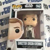 Funko POP Star Wars: Rogue One Director Orson Krennic Vinyl Bobble-Head 142