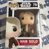 Funko POP Star Wars Han Solo Vinyl Bobble-Head 79