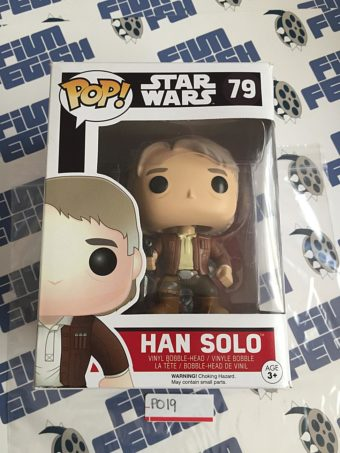 Funko POP Star Wars Han Solo Vinyl Bobble-Head 79