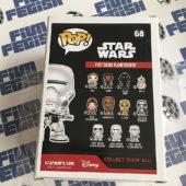 Funko POP Star Wars: The Force Awakens First Order Flametrooper Vinyl Bobble-Head Figure #68