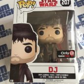 Funko POP Star Wars DJ Exclusive Vinyl Bobble-Head Figure #207