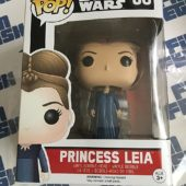 Funko POP Star Wars Princess Leia Vinyl Bobble-Head #80