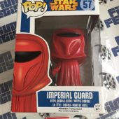 Funko POP Star Wars Imperial Guard Exclusive Vinyl Bobble-Head Figure #57
