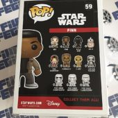 Funko POP Star Wars: The Force Awakens Finn John Boyega Vinyl Bobble-Head #59