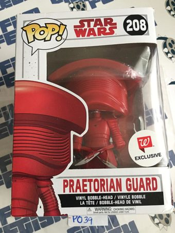 Funko POP Star Wars Praetorian Guard Exclusive Vinyl Bobble-Head #208