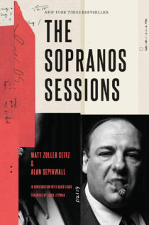 The Sopranos Sessions Hardcover Edition (2019)