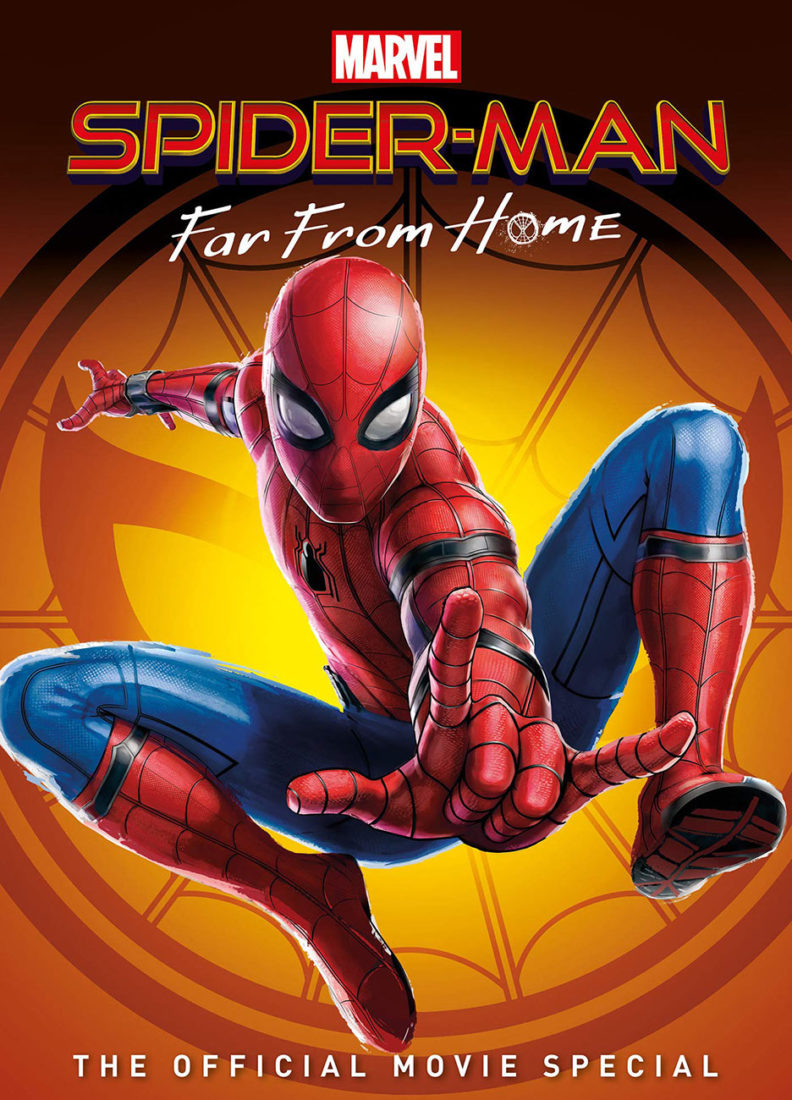 Spider-Man: Far From Home – The Official Movie Special Hardcover Edition (2019)