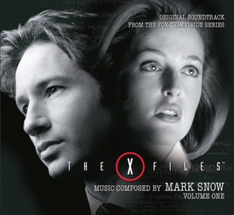 X-Files Volume One: Original Soundtrack Recordings Limited Edition Reissued 4-CD Set