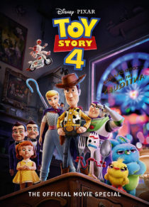 Toy Story 4: The Official Movie Special Hardcover Edition (2019)