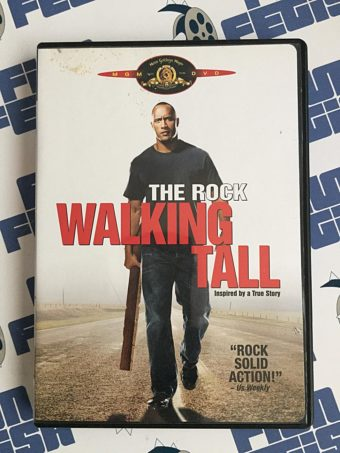 Walking Tall DVD Edition (2004)