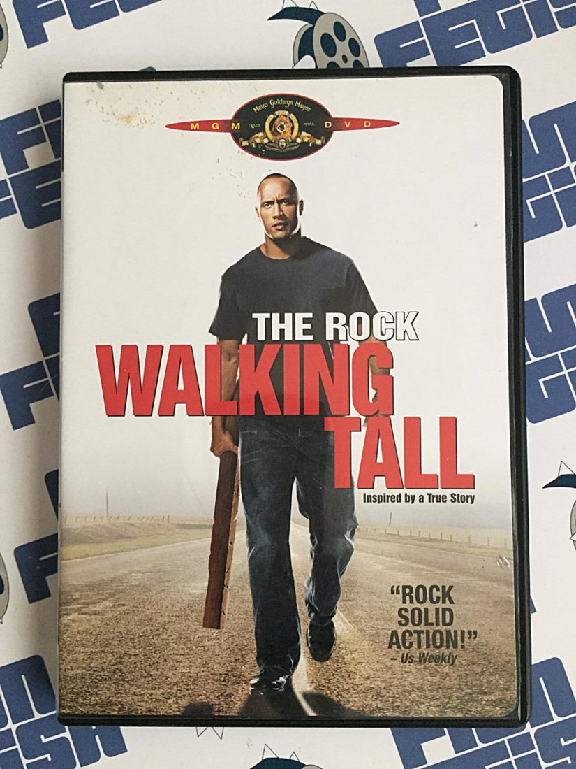 Walking Tall DVD Edition (2004)