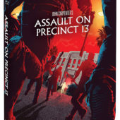 John Carpenter's Assault On Precinct 13 Limited Edition Steelbook Blu-ray