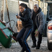 New trailer for gritty action thriller Black and Blue
