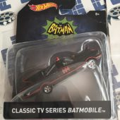 Hot Wheels Batman Classic TV Series Die-Cast Batmobile
